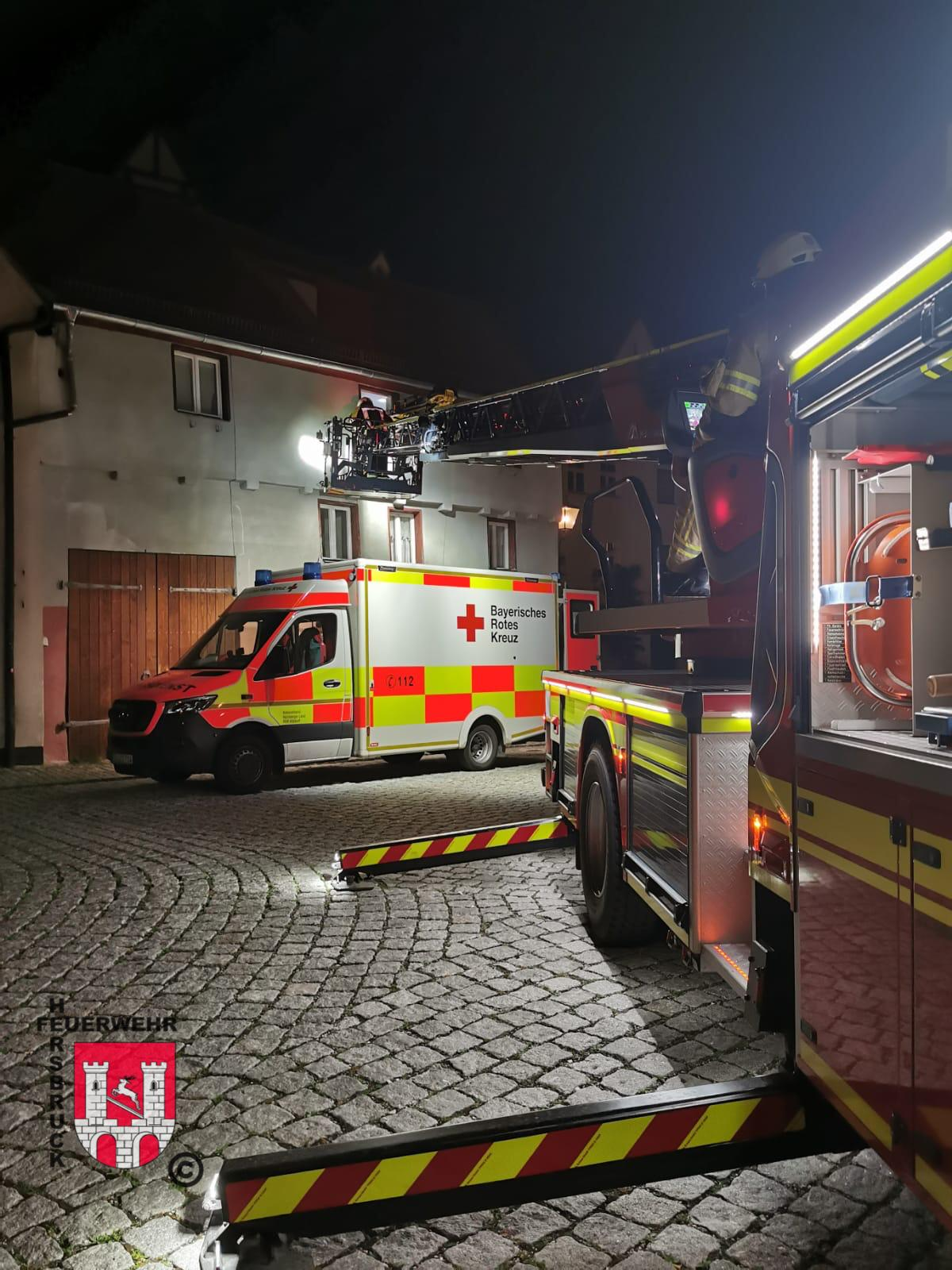 THL- Unterstützung Rettungsdienst