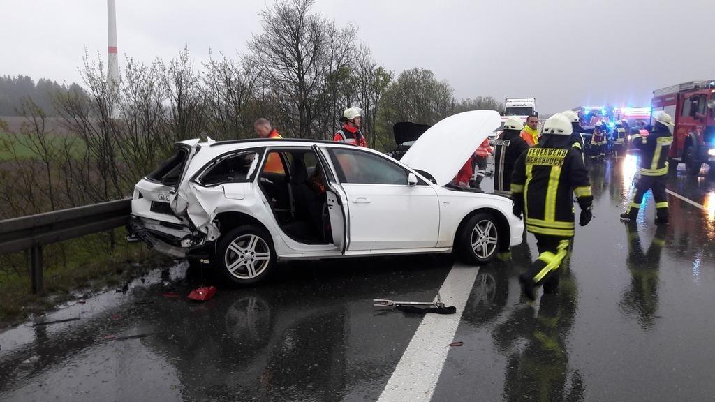 Verkehrsunfall Massenanfall Verletzte