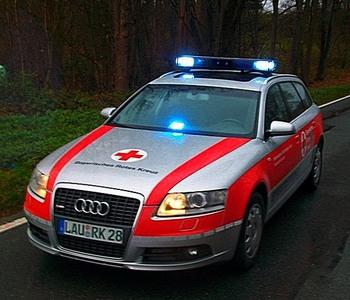 Einsatzleiter Rettungsdienst